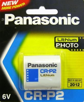 Элемент питания Panasonic CR-P2 BL1