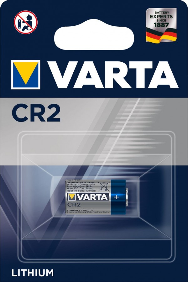 Элемент питания Varta 6206.301.401 Professional CR2 Photo BL1