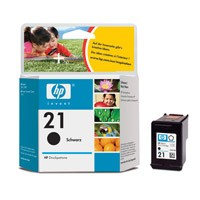 Картридж струйный HP 21 Black EMEA Print Cartridge (C9351AE) 68675